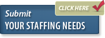 submit your staffing needs