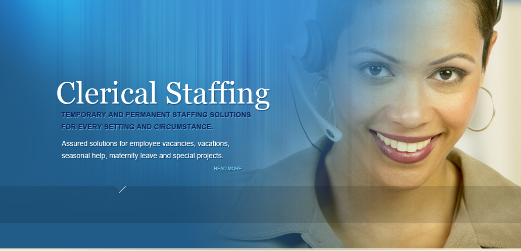 Clerical Staffing